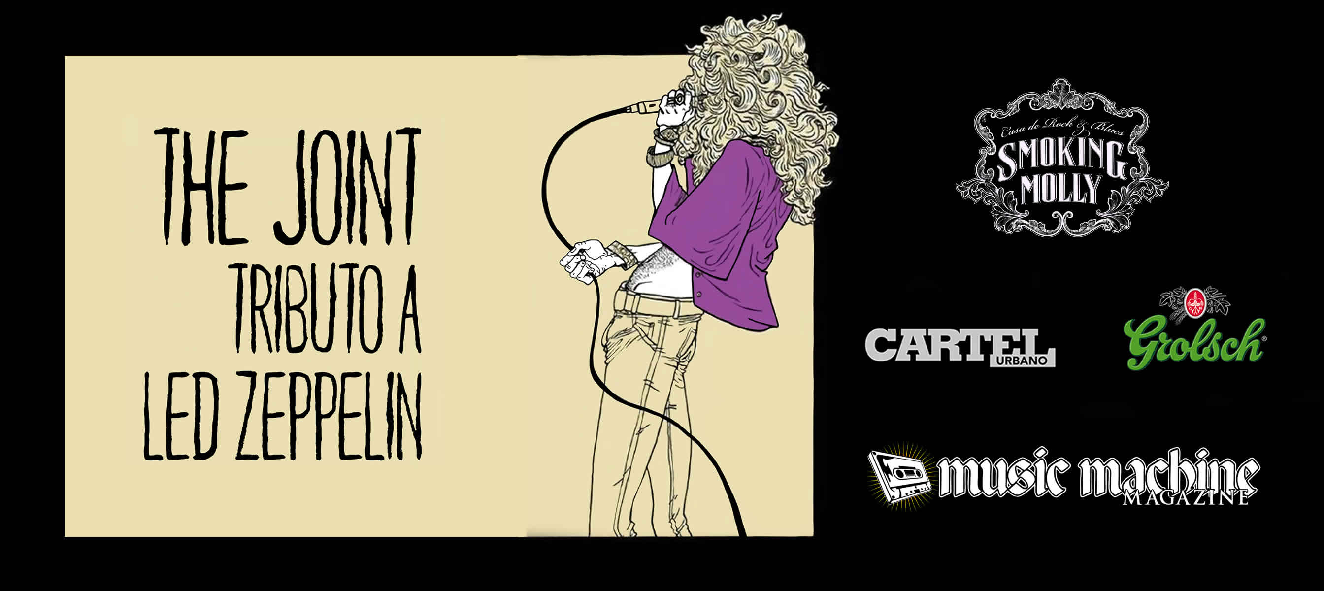 Concierto the joint tributo a led zeppelin