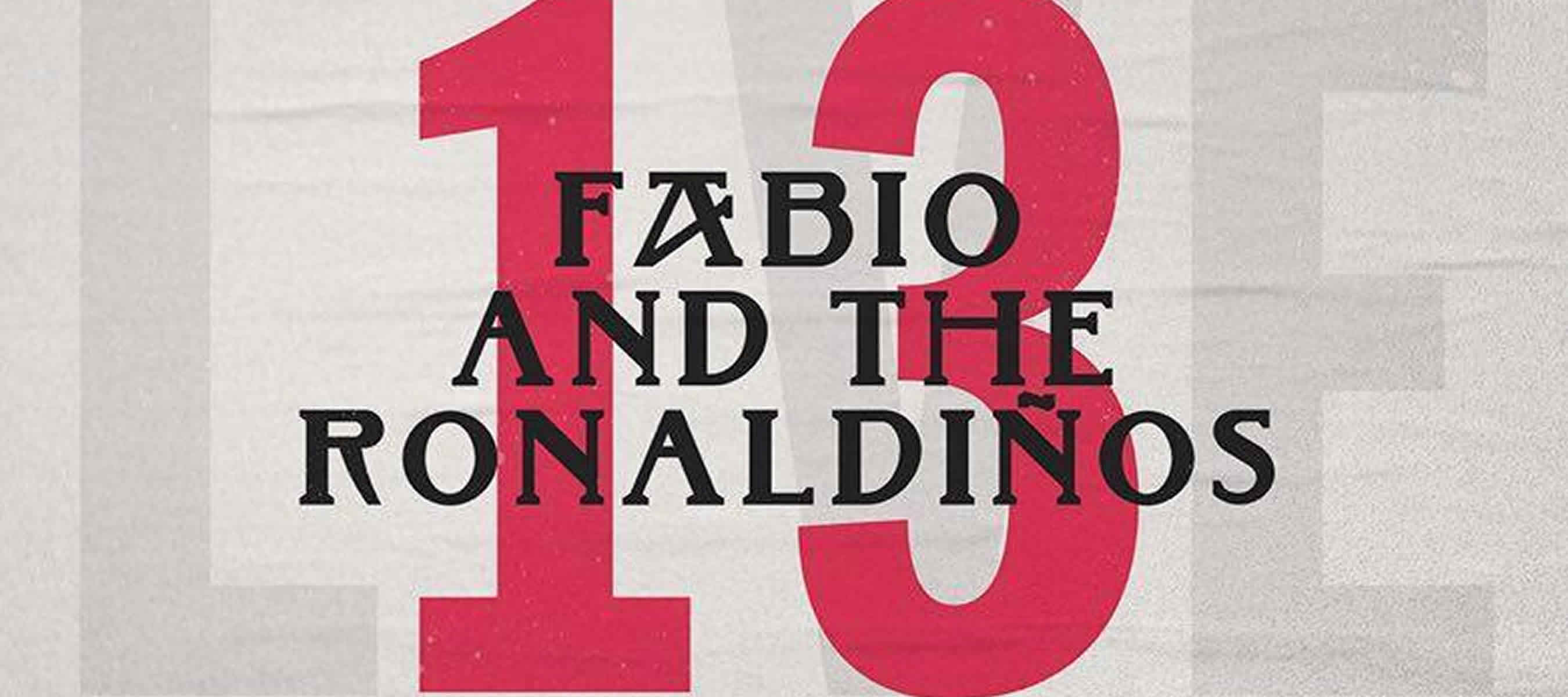 Fabio & The Ronaldiños en Smoking Molly