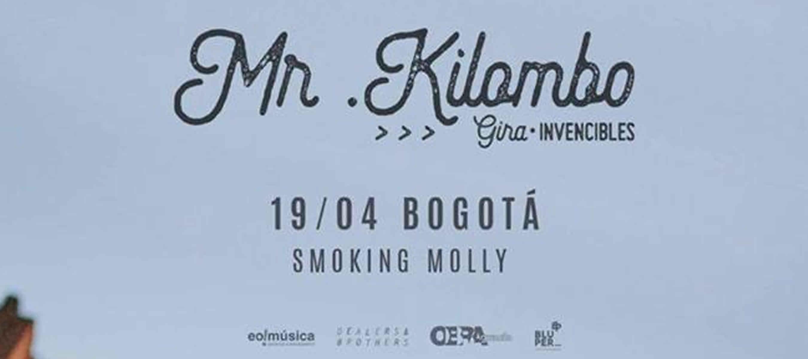 Mr. Kilombo smoking molly