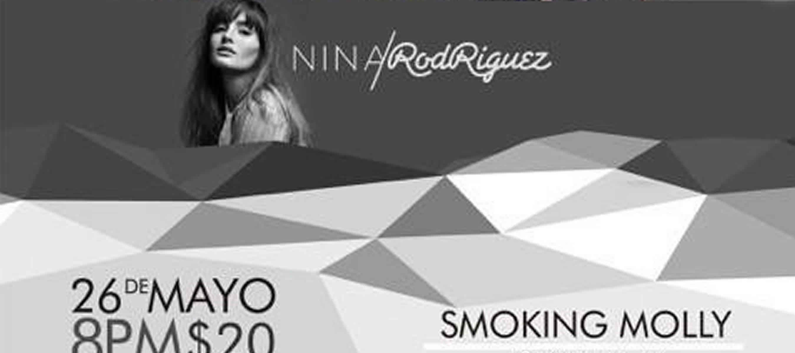 Nina Rodriguez en Smoking Molly
