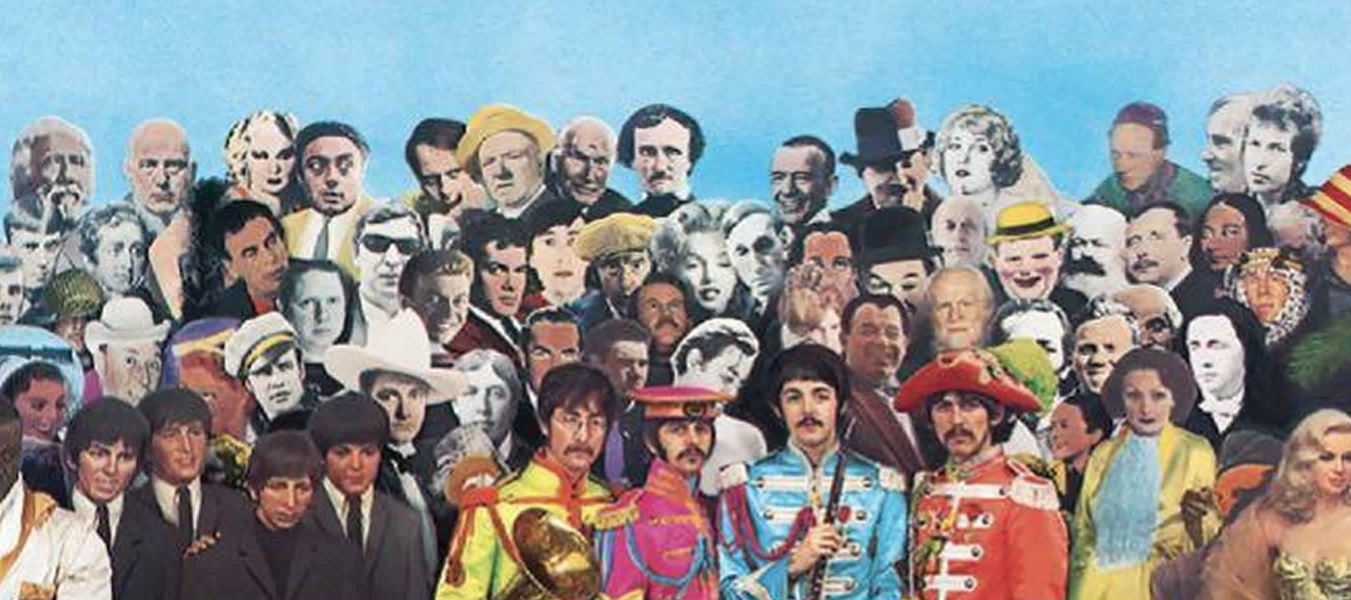 Aniversario No. 50 Sgt Pepper´s Lonely Hearts
