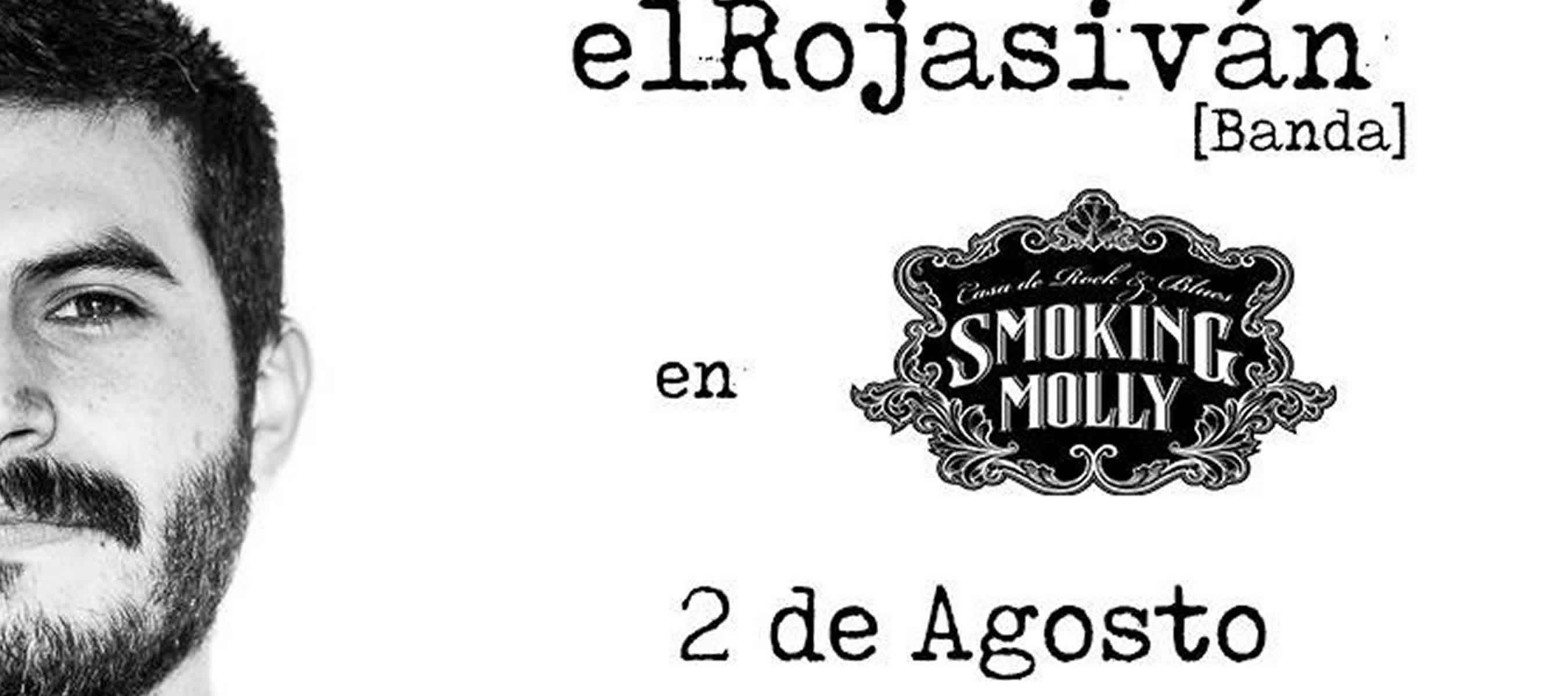 El Rojas Ivan en Smoking Molly
