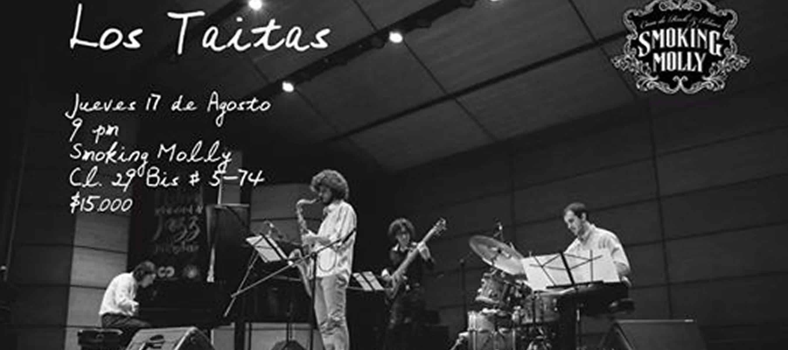 Los Taitas jazz