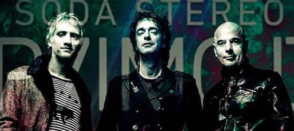 Soda Stereo septimo día smoking molly