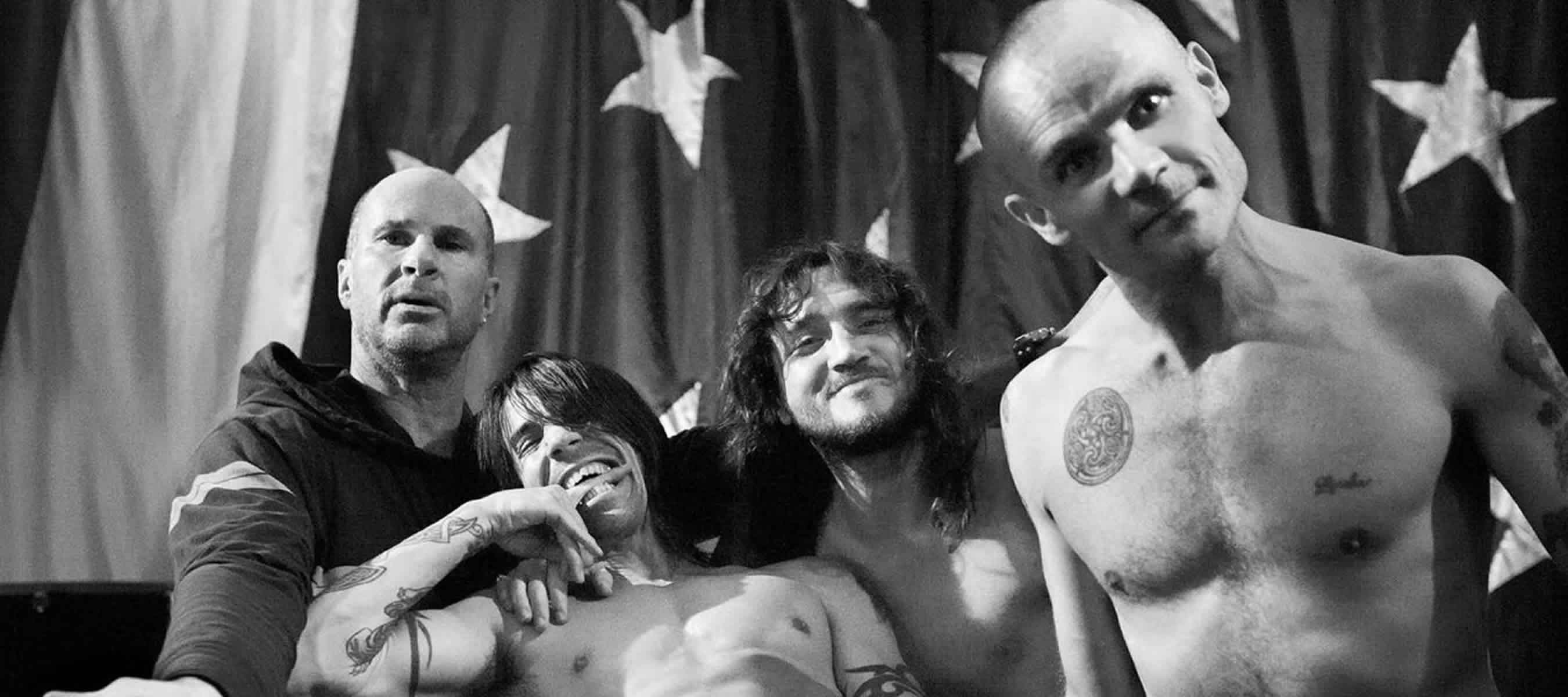 Red Hot Chili Peppers en Smoking Molly
