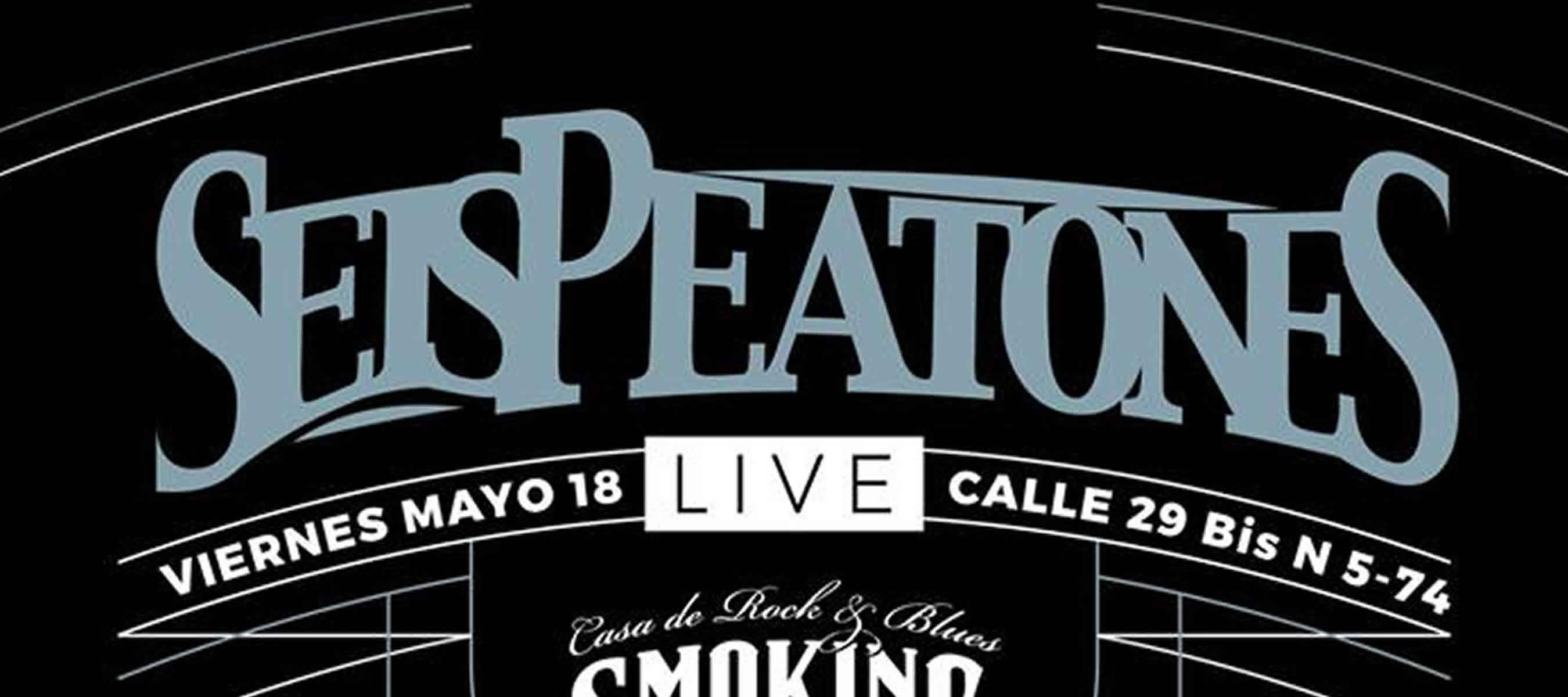 Seis peatones - Smoking Molly
