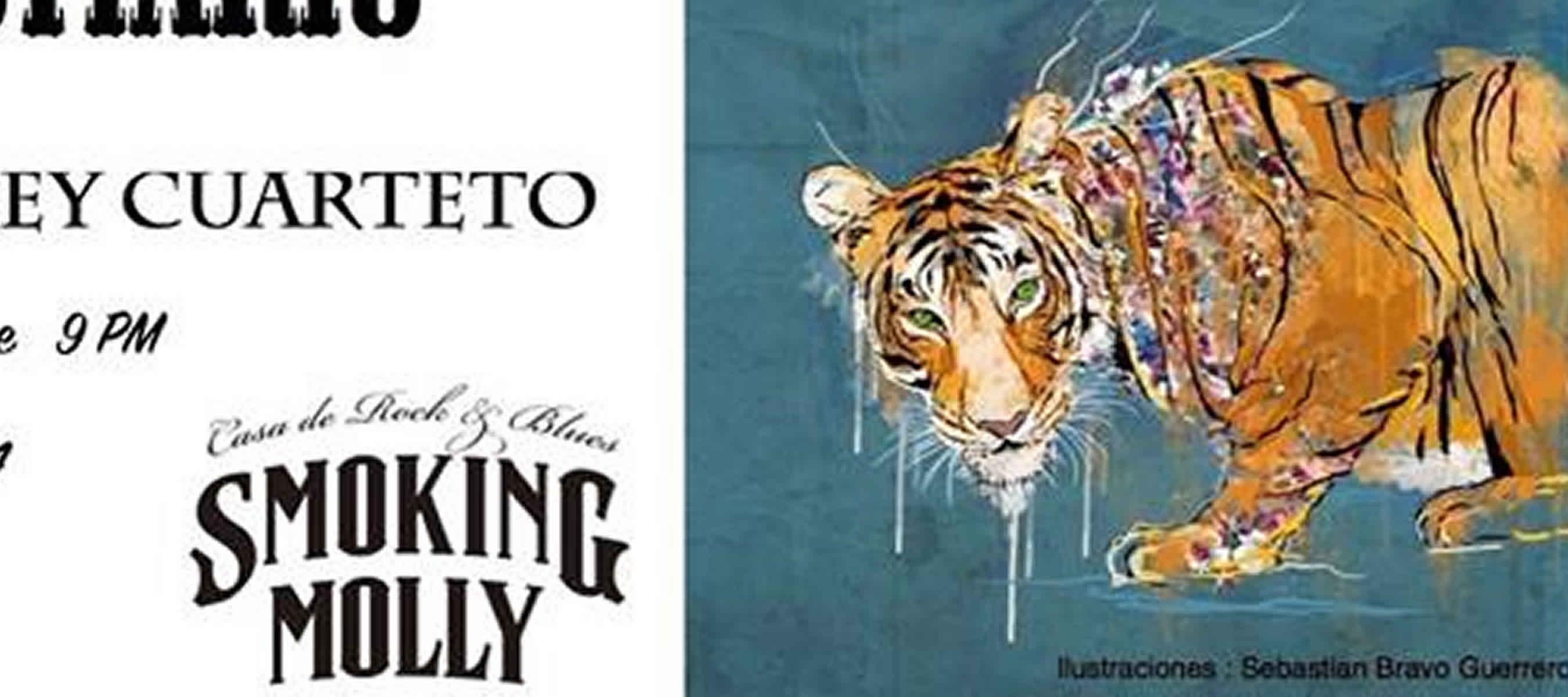 Felipe rey jazz - Smoking Molly