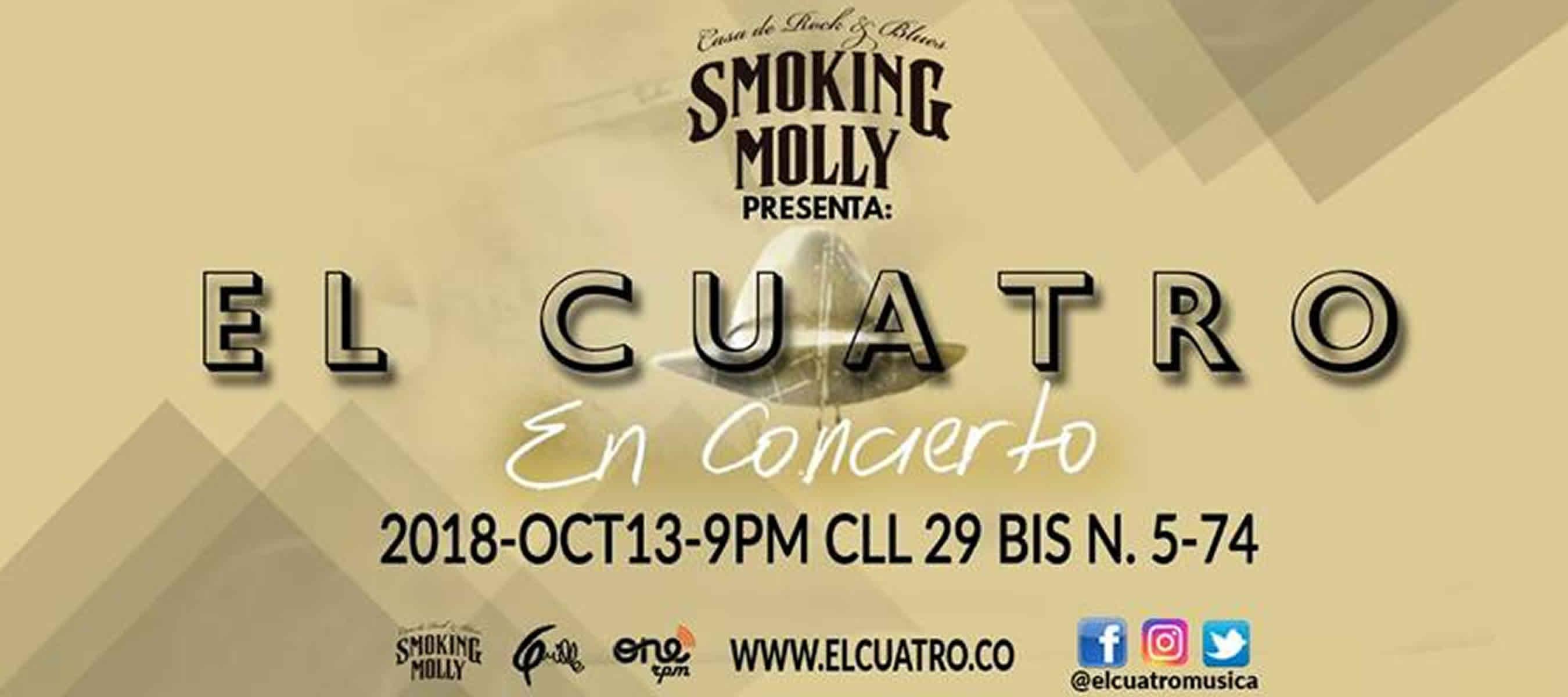 El  Cuarto - Smoking Molly