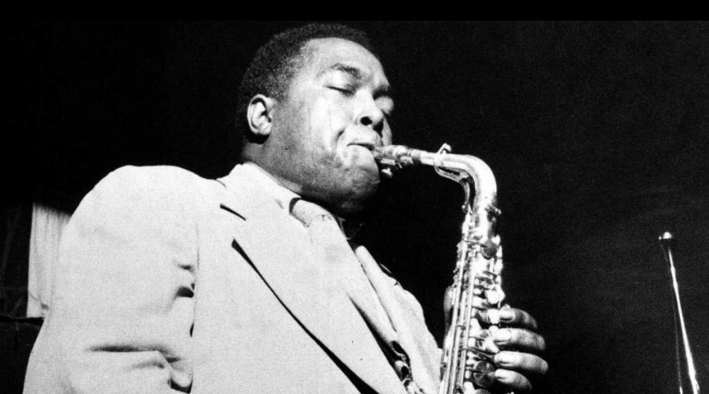 Charlie Parker - Smoking Molly-cover