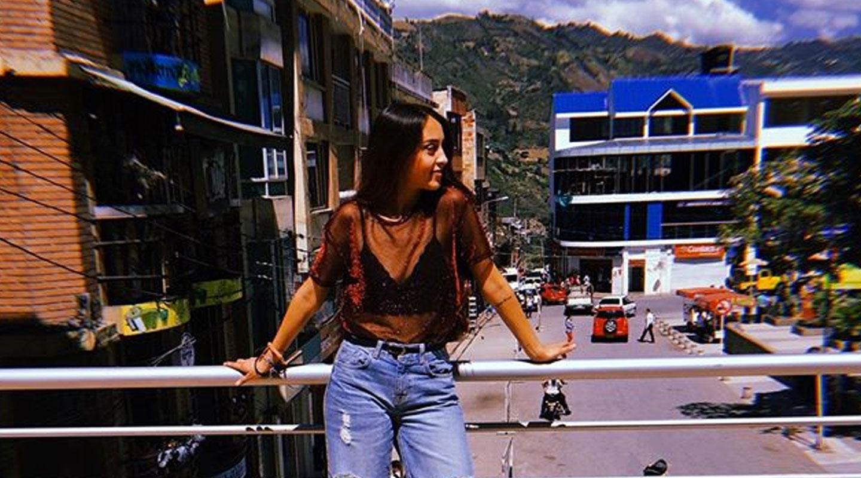 Juanita Vega - Smoking Molly