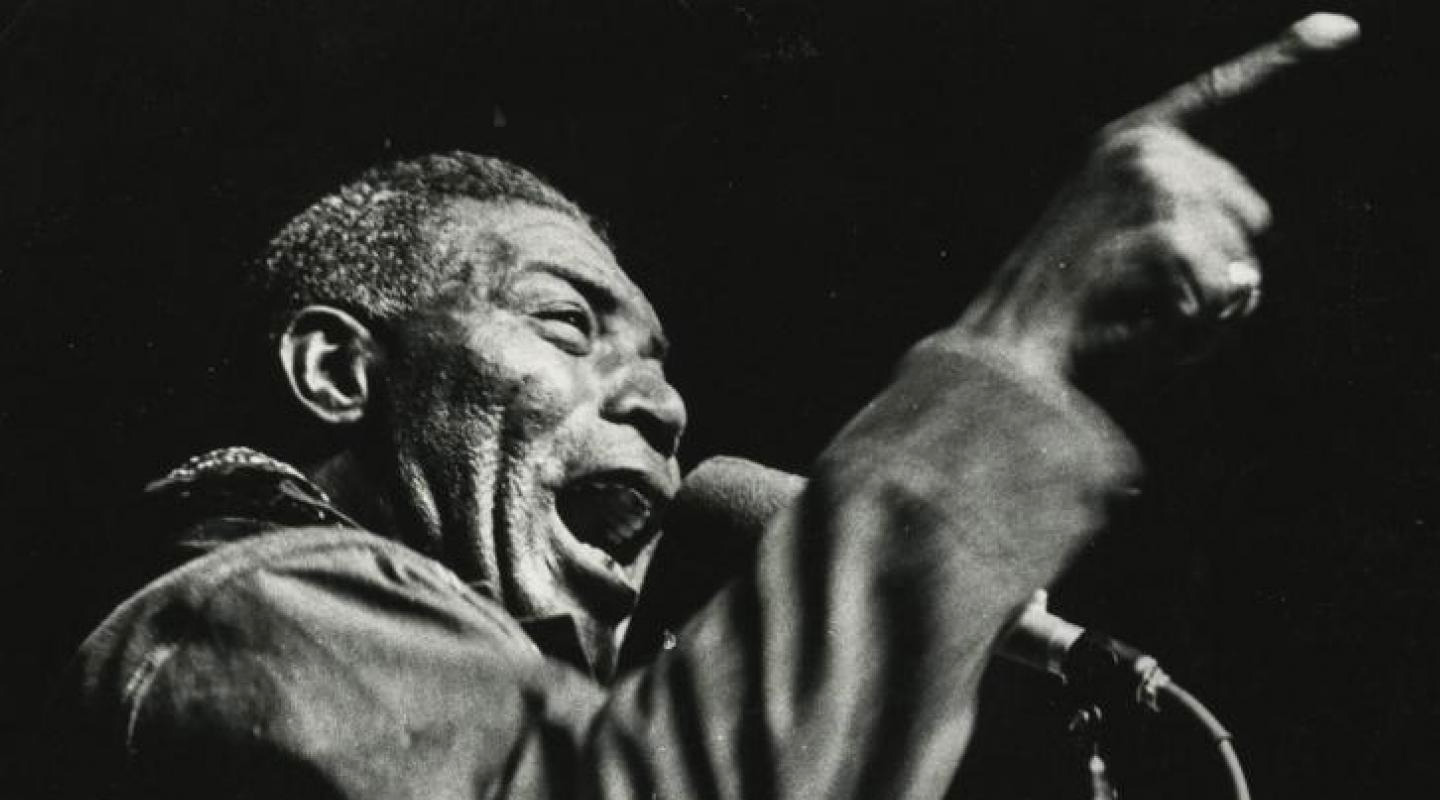 Tributo a Howlin Wolf