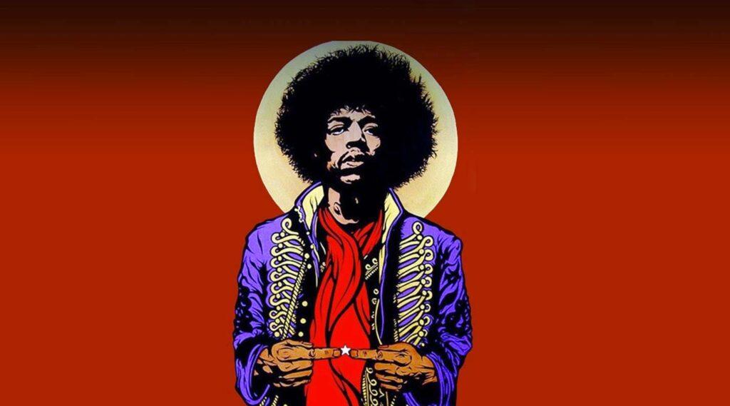 Tributo Jimi Hendrix